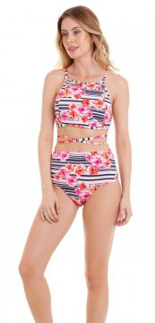 Biquíni Bio Beachwear Hot Pants Fina Flor Bio Beachwear