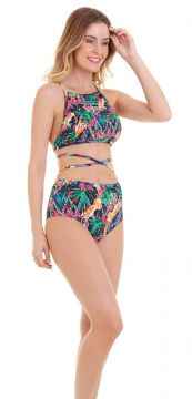 Biquíni Bio Beachwear Hot Pants Raposa Bio Beachwear