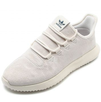 Tênis Couro adidas Originals Tubular Shadow Off-White adida