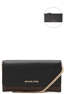 Carteira Michael Kors Crossbodies Preto Michael Kors