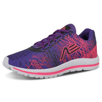 Tênis Esporte Adaption Roxo/Rosa Adaption