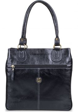 Bolsa Artlux Couros Bag Preto Artlux Couros