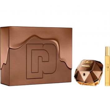 Kit Perfume Lady Million Prive 80ml Paco Rabanne