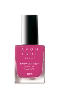 Esmalte True Color feminino Rosa True Color