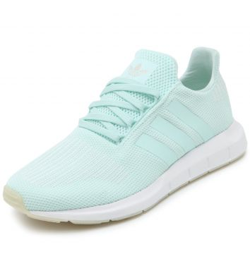 Tênis adidas Originals Swift Run W Azul adidas Originals