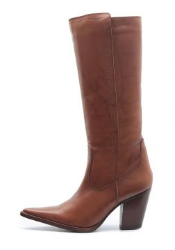 Bota Elite Country Katy Firenze Couro Caramelo Elite Countr