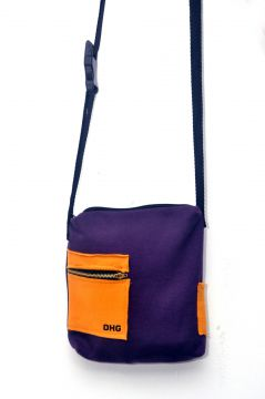 Bolsa Dhg Clothing Colors Roxo DHG Clothing
