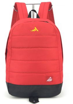 Mochila de Costas Adventteam Vermelha MS45660AV-VM Adventea