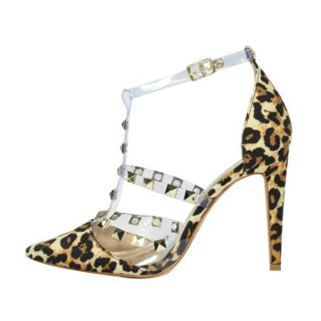 95408c4ce7 Scarpin Salto Alto Week Shoes Valentino Animal Print Week s