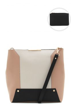 Bolsa Bliss Lisa Off-White Bliss