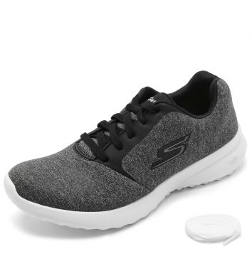 Tênis Skechers On-The-Go City 3.0- Renovated Cinza Skechers