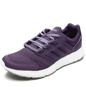Tênis adidas Performance Galaxy 4 W Roxo adidas Performance