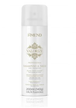Amend Valorize Shampoo a Seco 200ml Amend