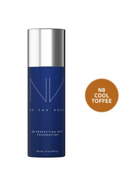 BB NV Perfecting Mist Foundation - Cool Toffee (N8) - 50ml