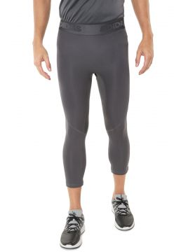 Legging adidas Performance Ask Spr Cinza adidas Performance