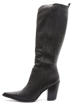 Bota Elite Country Tucson Edna Couro Preto Elite Country