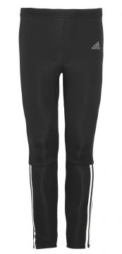 Legging adidas Performance Run 3s Preta adidas Performance