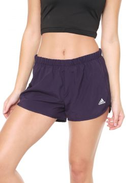 Short adidas Performance M10 W Roxo adidas Performance
