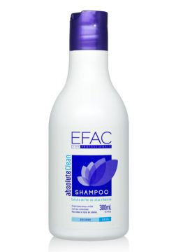 Shampoo Absolute Clean EFAC - 300mL EFAC For Professionals