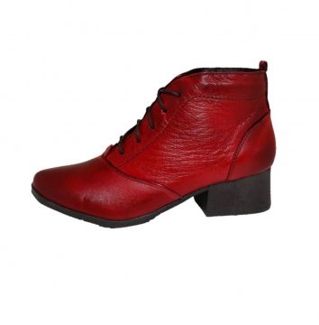 Bota Comitiva Boots New Western Red Comitiva Boots