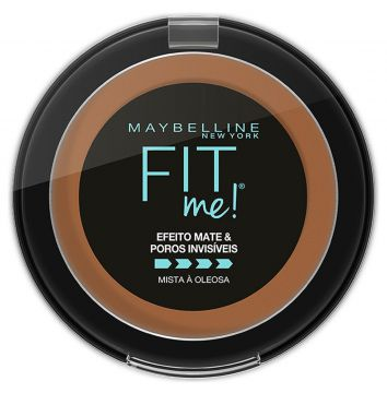 Pó Compacto Fit Me N10 Marrom Neutro Maybelline