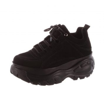 Tênis Buffalo Chunky Damannu Shoes Casual Preto Damannu Sho