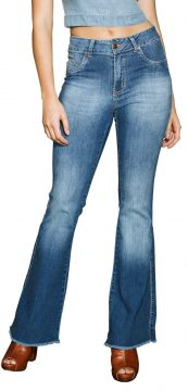 Calça Young Style Jeans Flare Premier Jeans Young Style Jea