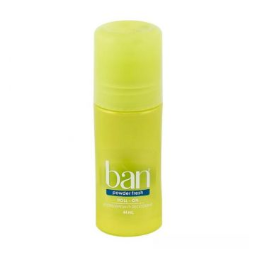 Ban Desodorante Roll On Powder Fresh 44ml Deo Ban