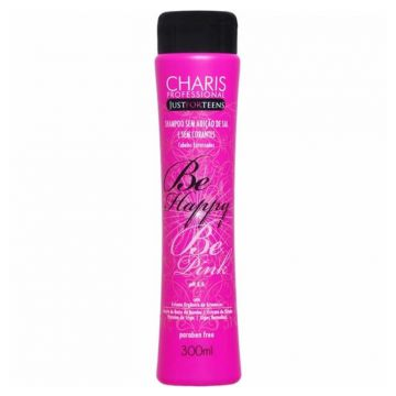 Charis Shampoo Teens Be Happy Be Pink 300ml Charis