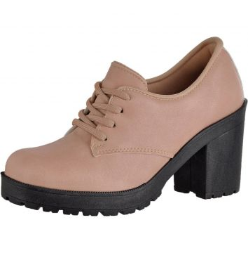 Oxford Crshoes Tratorado Rose CRSHOES
