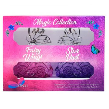 Kit Delikad Deo Colonia Magic Collection Fairy Wings and St