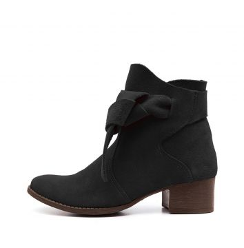 Bota Elite Country Killeen Camurça Preto Elite Country