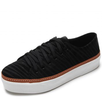Tênis DAFITI SHOES Tigre Preto DAFITI SHOES