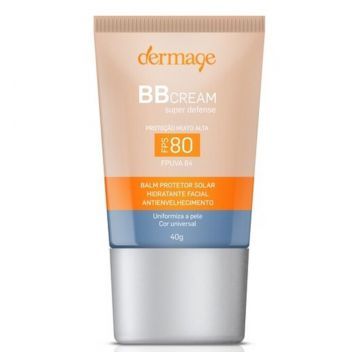 Dermage BB Cream FPS80 40g Dermage