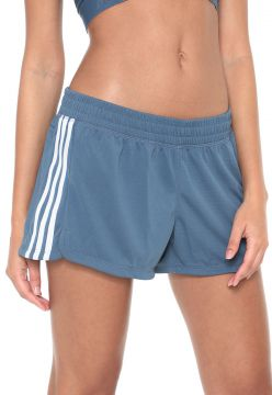 Short adidas Performance 3s Knit Azul adidas Performance