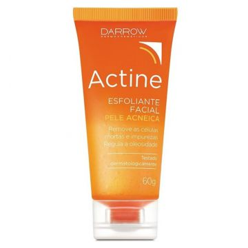 Darrow Actine Esfoliante Facial 60g Darrow