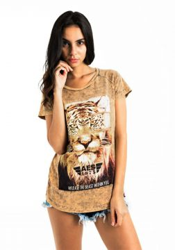 Camiseta AES 1975 Animals Aes 1975