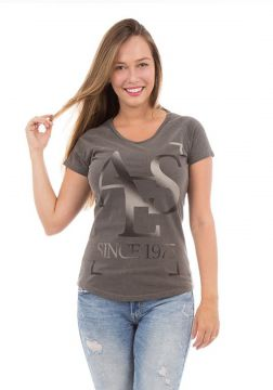 Camiseta AES 1975 Grey Aes 1975