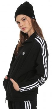 Jaqueta adidas Originals Lock Up Tt Preta adidas Originals