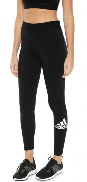 Legging adidas Performance W Mh Bos Preta adidas Performanc