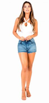 Short Hot Pants Jeans Star Luck