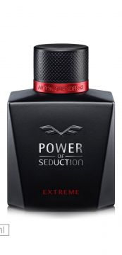 Perfume Power of Seduction Extreme Antônio Banderas 100ml A
