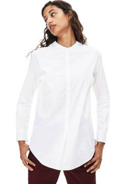 Camisa Lacoste Loose Fit Branco Lacoste