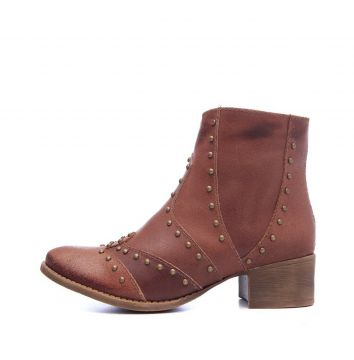 Bota Feminina Elite Country Christine Marrom Elite Country