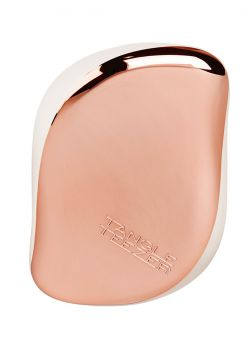 Escova Tangle Teezer Compact Styler Rosé Gold Tangle Teezer
