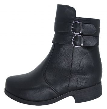 Bota Arrive Fashion Thais Preto Arrive Fashion