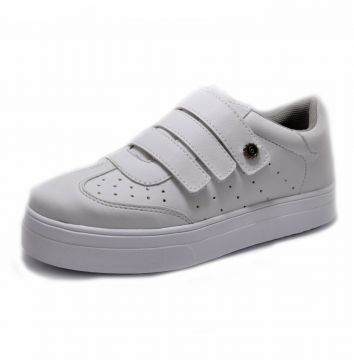 Tênis Casual Galway 721ST Com Velcro Branco Galway