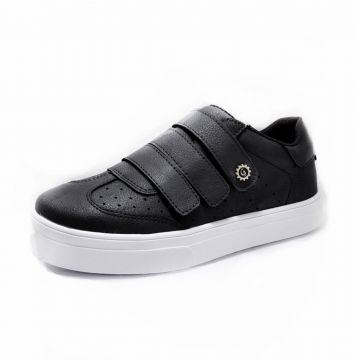 Tênis Casual Galway 721ST Com Velcro Preto Galway