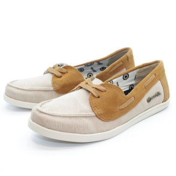 Barth Shoes Dockside Nude Barth Shoes