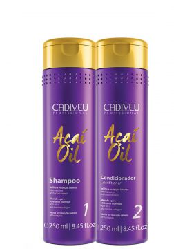 Kit 2pçs Cadiveu Açaí Oil Kit Duo Cadiveu